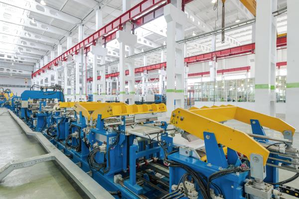 産業機械の稼働率向上