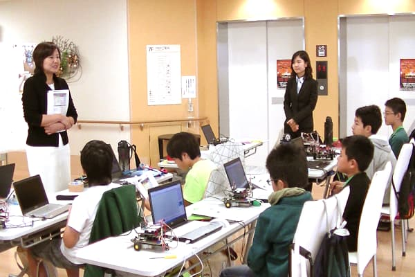 プログラミング教室