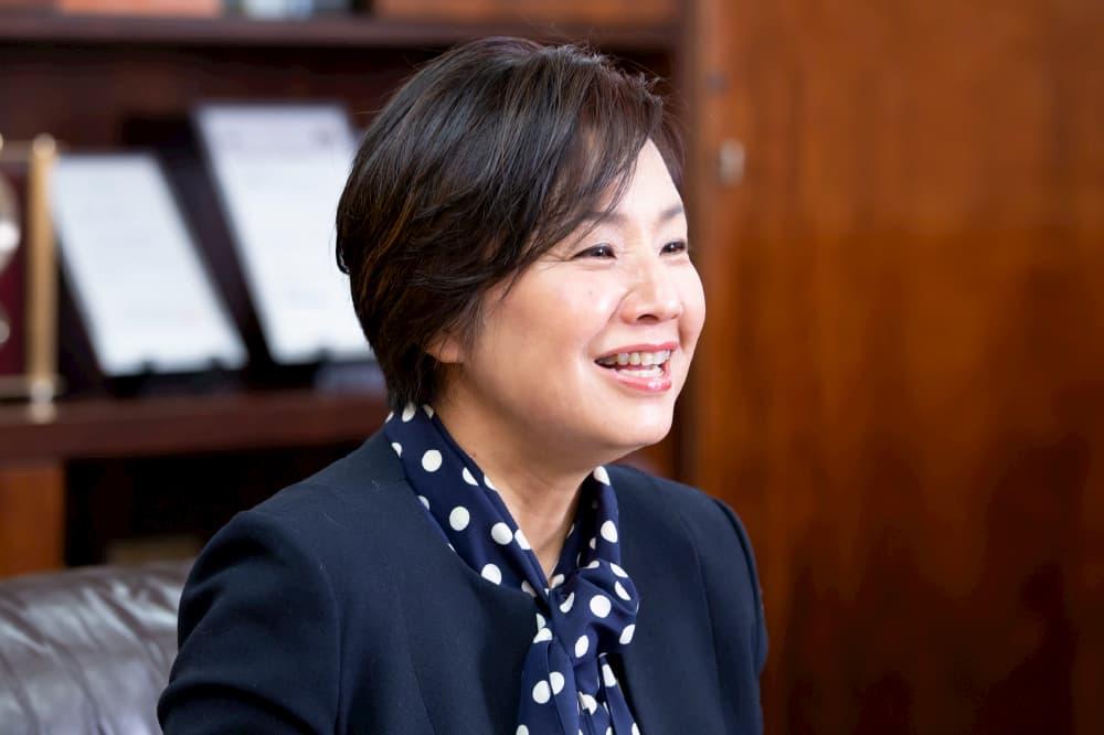 代表取締役 藤嶋 純子